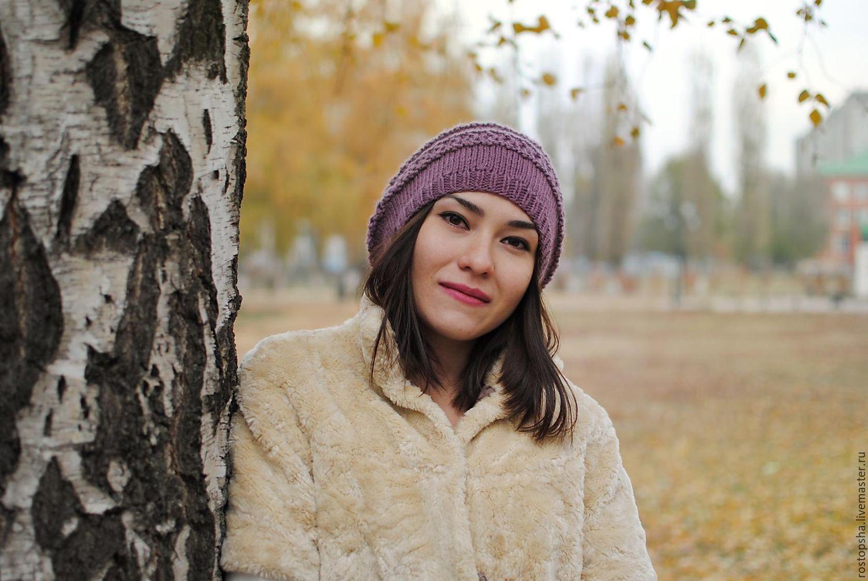 Шапка бини шапка вязаная спицами носок чулок шапка вязанная шапка теплая шапка вязанная шапка  осенняя шапочка теплая шапочка вязаная спицами шапочка вязанная шапочка шерсть ажурная шапка шапка берет