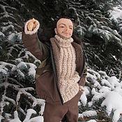 Портретная кукла ручной работы. Ярмарка Мастеров - ручная работа Портретная кукла из пластика. Handmade.