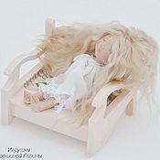 Куклы и игрушки ручной работы. Ярмарка Мастеров - ручная работа Спящая малышка.... Handmade.