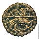 Ременная накладка,Норвегия, Х век. Прообраз нашей работы.