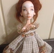 Куклы и игрушки ручной работы. Ярмарка Мастеров - ручная работа Кукла интерьерная (будуарная). Handmade.