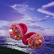 """Украшения ручной работы. Ярмарка Мастеров - ручная работа Комплект резинок """"Альба"""". Handmade."""