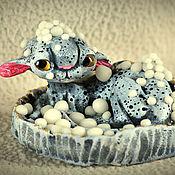 Для дома и интерьера handmade. Livemaster - original item The kid in the pollen. Handmade.