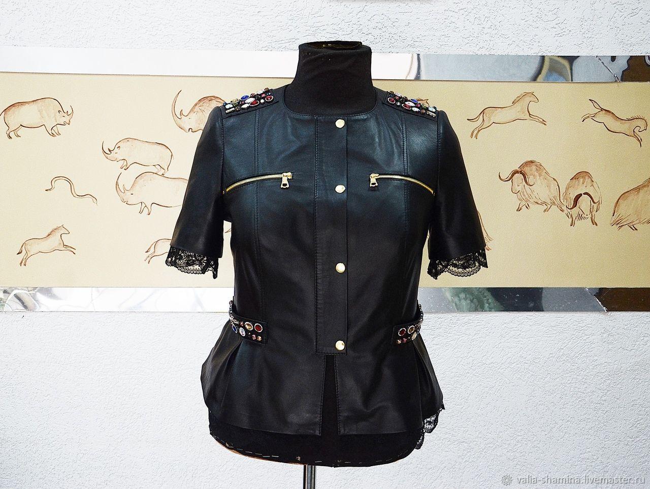 Куртка со стразами арт. 24524, Куртки, Курск, Фото №1