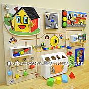 Куклы и игрушки handmade. Livemaster - original item Educational Game Module Baseband Board Sort. Handmade.