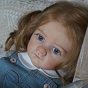 Куклы Reborn ручной работы. Ярмарка Мастеров - ручная работа Кукла реборн Катина(Фрида). Handmade.