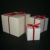 Сувениры и подарки ручной работы. Ярмарка Мастеров - ручная работа Подарочные коробочки. Handmade.