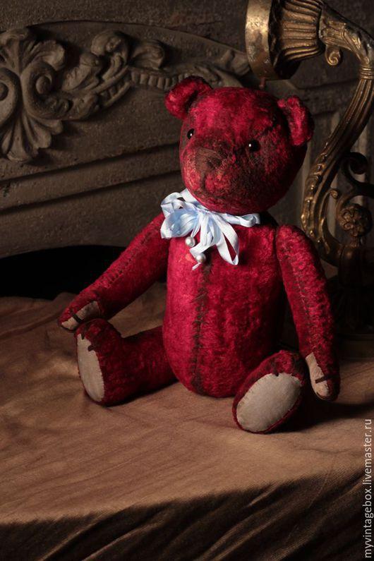 Мишки Тедди ручной работы. Ярмарка Мастеров - ручная работа. Купить мишка Тедди. Handmade. Мишка тедди, винтажный стиль