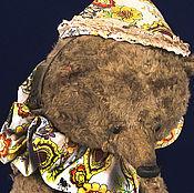 Куклы и игрушки ручной работы. Ярмарка Мастеров - ручная работа Медведь Пантелей ( 37 см). Handmade.
