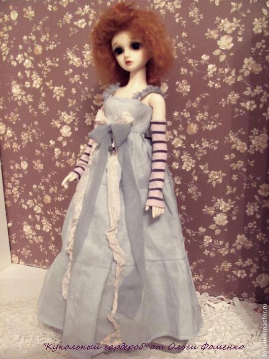 Одежда для кукол ручной работы. Ярмарка Мастеров - ручная работа. Купить Аутфит для куклы БЖД (MCD)  №37. Handmade.