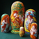 Matryoshka Images Spring, Dolls1, St. Petersburg,  Фото №1