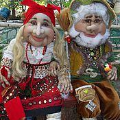 Куклы и игрушки ручной работы. Ярмарка Мастеров - ручная работа Сказочные персонажи. Handmade.