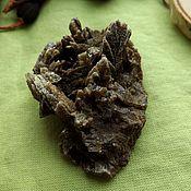 Фен-шуй и эзотерика handmade. Livemaster - original item Druse crystals of axinite. Handmade.