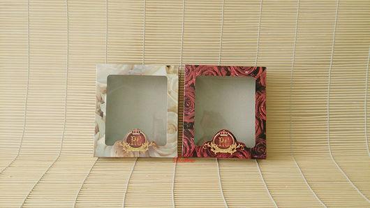 """Упаковка ручной работы. Ярмарка Мастеров - ручная работа. Купить Коробка для подарка """"Розы"""" М41. Handmade. Коробка, упаковка для подарка"""