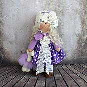 Куклы и игрушки ручной работы. Ярмарка Мастеров - ручная работа Мэри, 24 см - интерьерная кукла. Handmade.