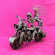 Сувениры и подарки handmade. Livemaster - original item The bike lovers Honda VTX 1800. Handmade.