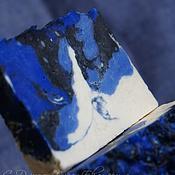 """Косметика ручной работы. Ярмарка Мастеров - ручная работа """"Тайна Голубой Пещеры"""". Натуральное мужское мыло с нуля. Handmade."""