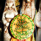 Фен-шуй и эзотерика handmade. Livemaster - original item The runic amulet,