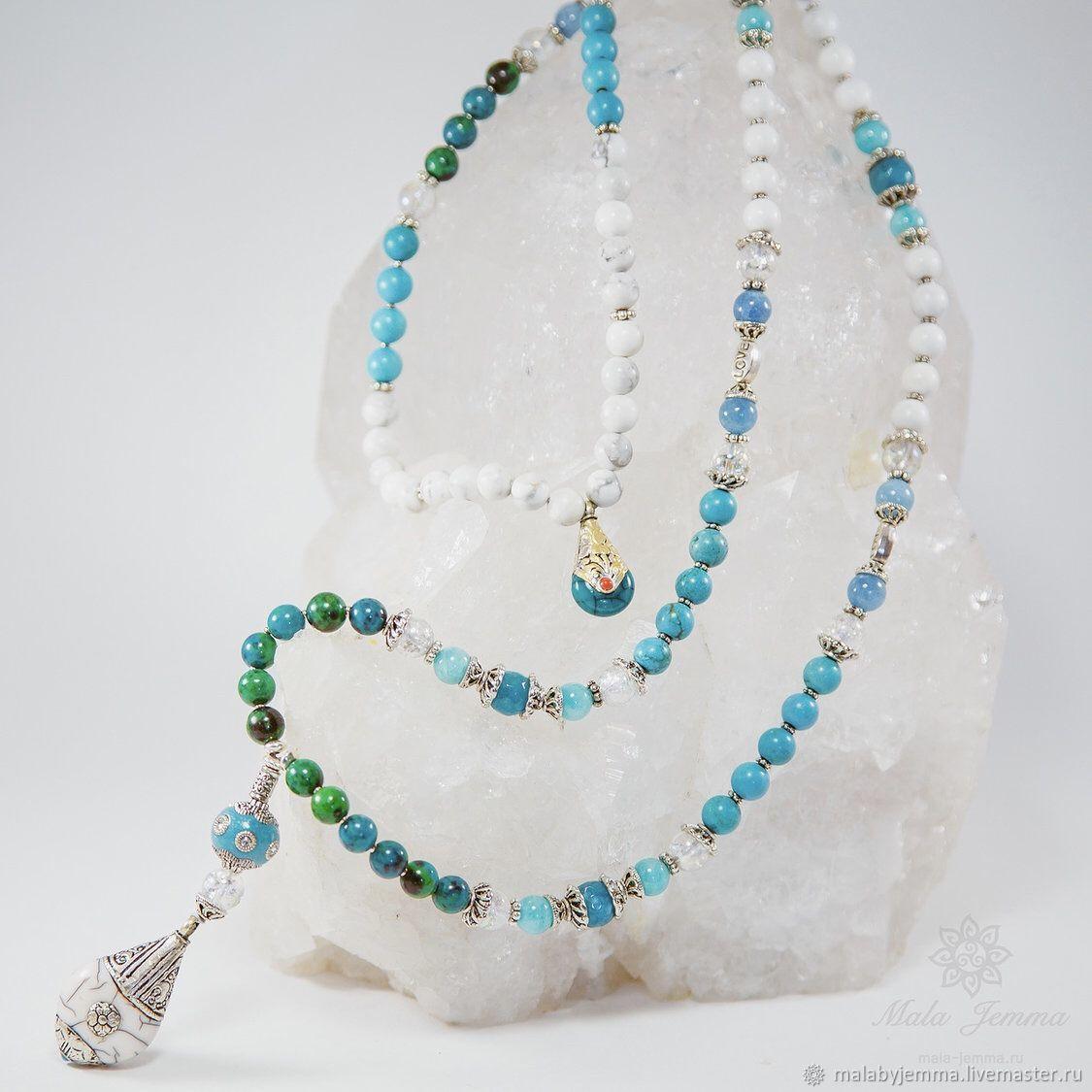 Beads Kaya, Necklace, Magnitogorsk,  Фото №1