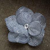 Украшения handmade. Livemaster - original item Silver brooch