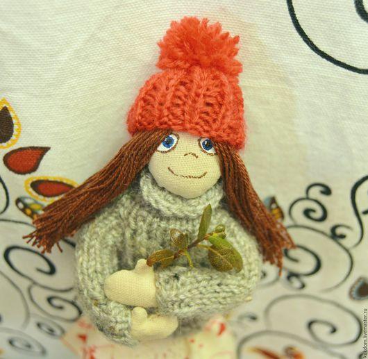 Человечки ручной работы. Ярмарка Мастеров - ручная работа. Купить Каркасная гибкая кукла. Handmade. Бежевый, текстильная кукла, весна