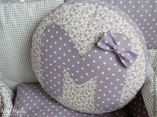 Текстиль, ковры ручной работы. Ярмарка Мастеров - ручная работа. Купить буквы-подушки. Handmade. Буква, буквы для фотосессии