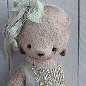 Куклы и игрушки ручной работы. Ярмарка Мастеров - ручная работа Гиацинт. Мишка тедди. Handmade.