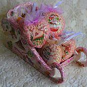 Подарки к праздникам ручной работы. Ярмарка Мастеров - ручная работа Ёлочные игрушки. Handmade.