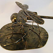 Сувениры и подарки handmade. Livemaster - original item dragonfly. Handmade.