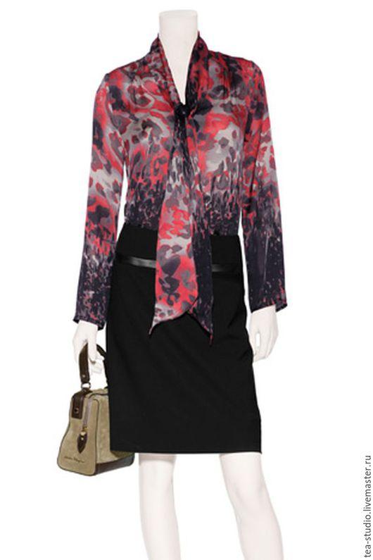Платья ручной работы. Ярмарка Мастеров - ручная работа. Купить Платье    модель 11317. Handmade. Белый, однотонный, платье