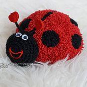 Куклы и игрушки handmade. Livemaster - original item Ladybug. Handmade.