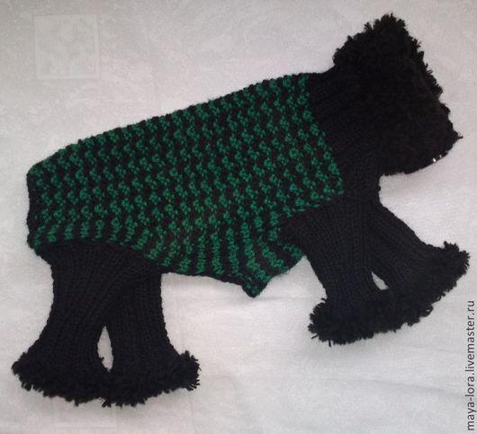 """Одежда для собак, ручной работы. Ярмарка Мастеров - ручная работа. Купить Одежда для собак. Комбинезон """"Твид"""". Handmade. Одежда для собак"""