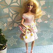 """Одежда для кукол ручной работы. Ярмарка Мастеров - ручная работа Одежда для Барби. Комплект """"Мама Единорог"""". Handmade."""