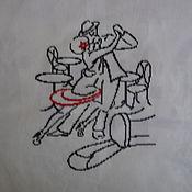 Картины и панно ручной работы. Ярмарка Мастеров - ручная работа Страстное танго. Handmade.