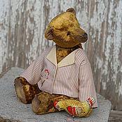 """Куклы и игрушки ручной работы. Ярмарка Мастеров - ручная работа Авторский коллекционный мишка тедди  """"Матвей"""" 30 см. Handmade."""