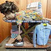 Куклы и игрушки ручной работы. Ярмарка Мастеров - ручная работа А как прошел твой день, дорогая?. Handmade.