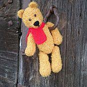 """Куклы и игрушки ручной работы. Ярмарка Мастеров - ручная работа Мишка """"Рыжик"""". Handmade."""