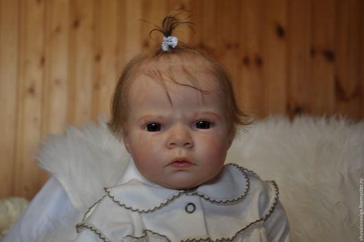 Куклы-младенцы и reborn ручной работы. Ярмарка Мастеров - ручная работа. Купить Кукла ребон Ника. Handmade. Ольга шувалова