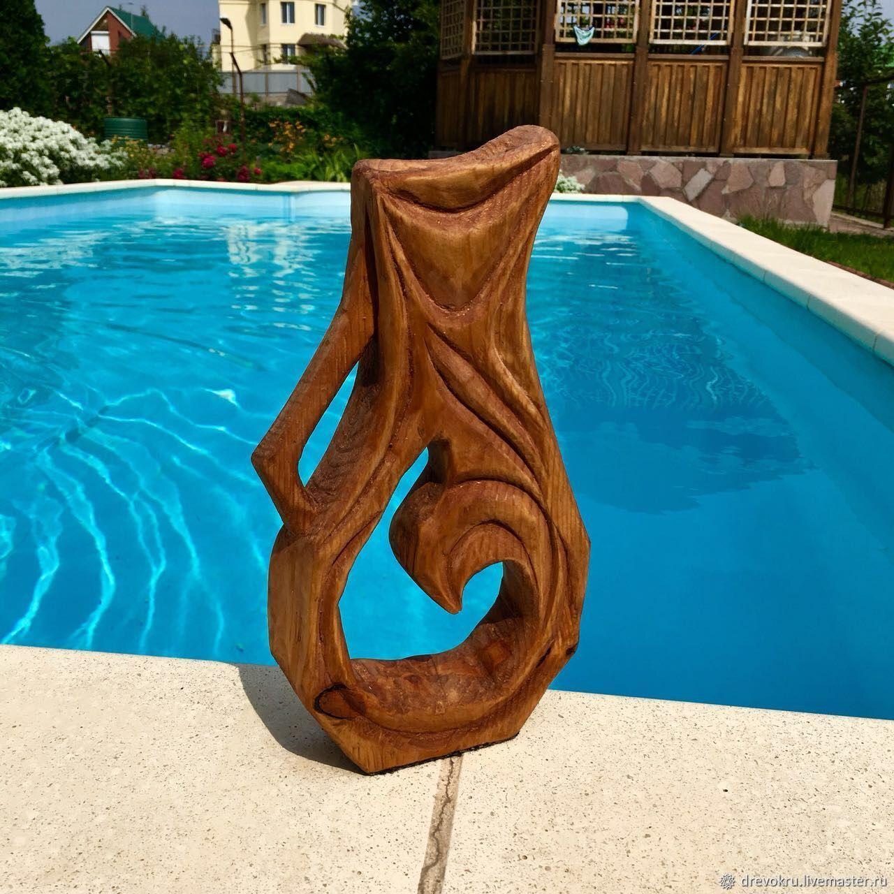 Кувшин деревянный «Малютка»