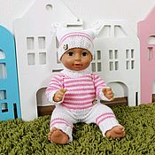 Куклы и игрушки handmade. Livemaster - original item Baby Bon clothes, doll clothes, baby dolls clothes. Handmade.