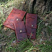 Ежедневник, визитница и портмоне (комплект