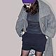 Верхняя одежда ручной работы. Пальто-кокон Street-fashion. Look№2. Лана КМЕКИЧ de Marlen (lanakmekich). Интернет-магазин Ярмарка Мастеров.
