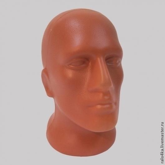 Манекены ручной работы. Ярмарка Мастеров - ручная работа. Купить Манекен Голова мужская. Handmade. Бежевый, манекен голова