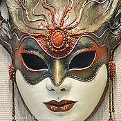 """Для дома и интерьера ручной работы. Ярмарка Мастеров - ручная работа Интерьерная маска """"Лава вулкана"""". Handmade."""