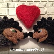 Куклы и игрушки handmade. Livemaster - original item Egina love))). Handmade.