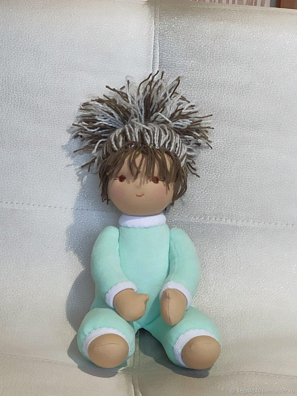 Вальдорфская кукла Томочка, игровая кукла, Вальдорфские куклы и звери, Балахна,  Фото №1