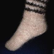 Аксессуары handmade. Livemaster - original item Women`s knitted socks. Handmade.