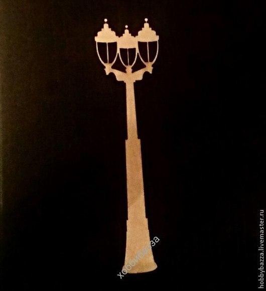 Декупаж и роспись ручной работы. Ярмарка Мастеров - ручная работа. Купить Декоративный элемент Фонарик ( высота 15 см). Handmade.