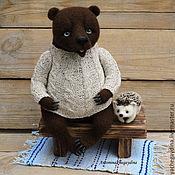 Куклы и игрушки ручной работы. Ярмарка Мастеров - ручная работа Ожидание зимы...... Handmade.