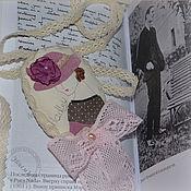 Украшения ручной работы. Ярмарка Мастеров - ручная работа Хэдли. Праздник, который всегда с тобой (кулон-брошь). Handmade.